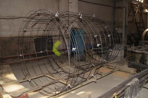اسپیسر پلاستیکی بتن در سازه از پیش ساخته