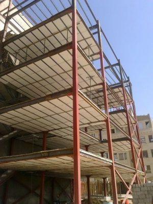 انواع سازه های ساختمانی چگونه دسته بندی می شوند ؟