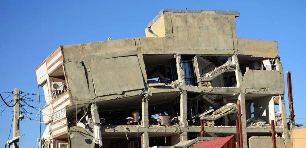 چگونه ساختمان بتنی در برابر زلزله بسازیم ؟