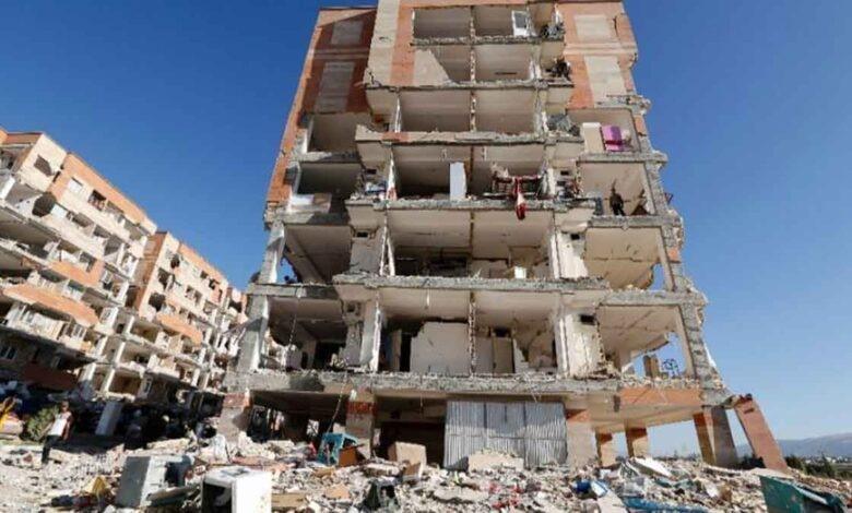 مشخصات ساختمان بتنی در برابر زلزله