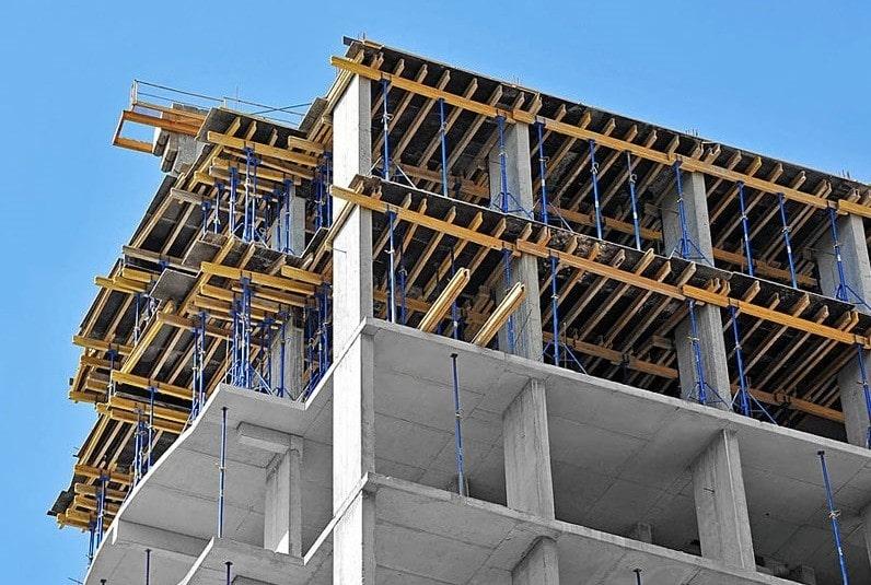 تشخیص اسکلت ساختمان