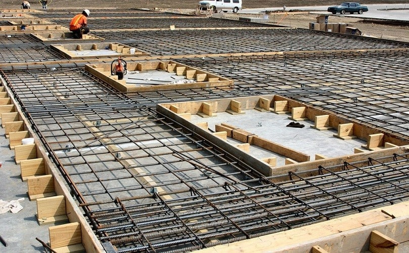 انواع روش ها و سازه های ساختمان سازی