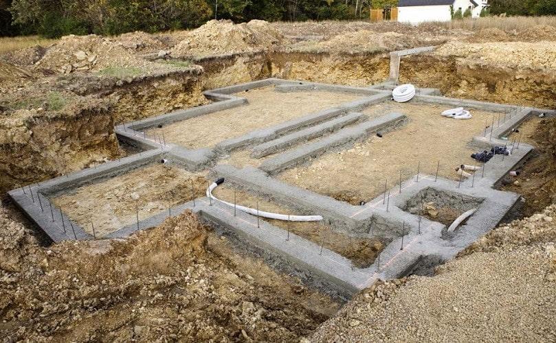 زمین های مناسب برای ساختمان سازی