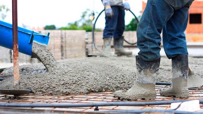 عوامل موثر بر بتن ریزی در هوای بارانی