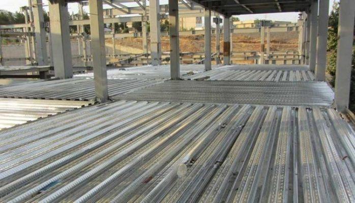انواع سقف در سازه های مختلف