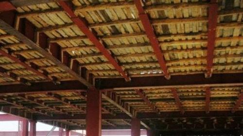 مزیت سقف کامپوزیت
