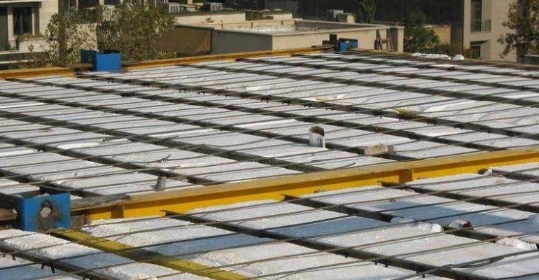 اجزای سقف تیرچه کرومیت