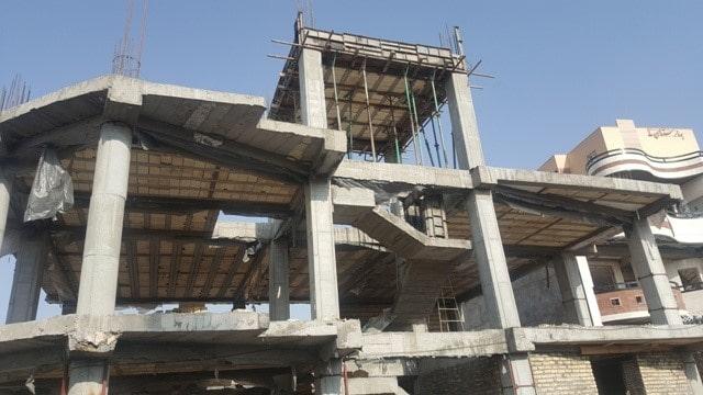 روش های ساخت ساختمان