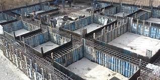 نصب فونداسیوندر ساخت و ساز