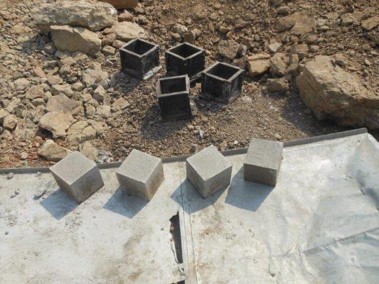 بتن های ساختمانی