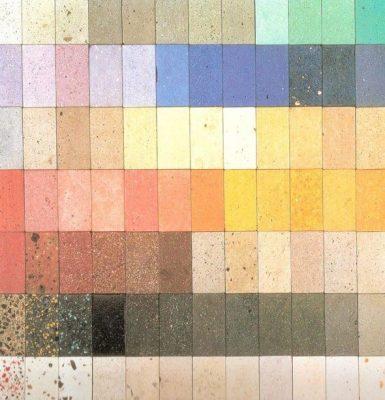 بتن های رنگارنگ